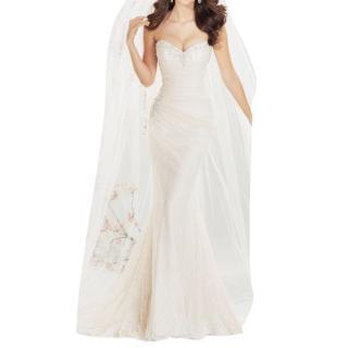 Sophia Tolli Ivory wedding dress