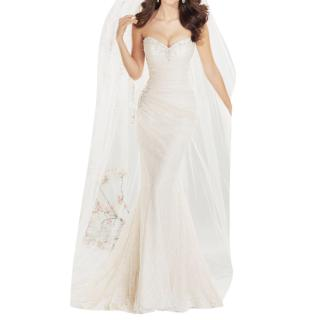 Sophia Tolli Ivory wedding dress