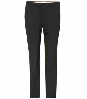 Chloe High Waist Wool Pants