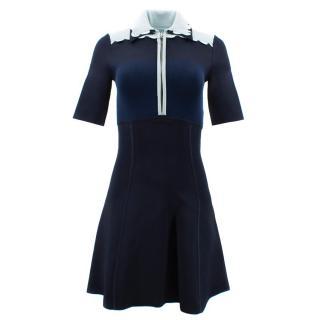 Issa Lilian Flared Mini Dress