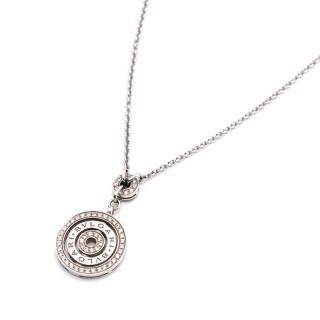 Bvlgari Cerchi 18k Pendant Necklace