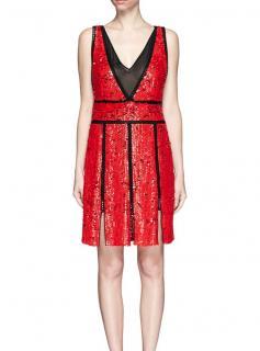 Emilio Pucci Sequin Party Dress