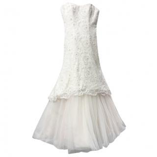Ian Stuart Estelle wedding dress