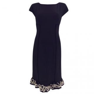Ungaro Black Dress