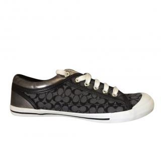 Coach Monogrammed Sneakers