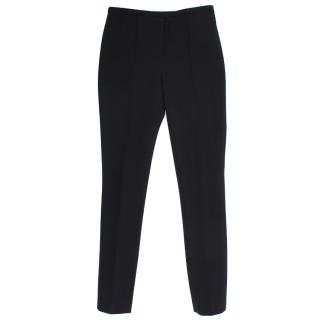 Alexander Wang Black High Waisted Stirrup Pants