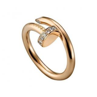 Cartier Juste un Clou diamond ring