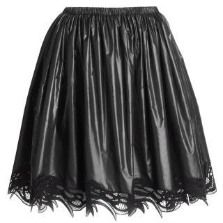 Christopher Kane Black Skirt