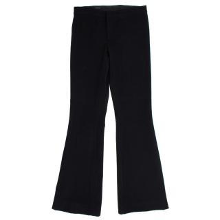 Gucci Bouchra Jarrar Flare Trousers