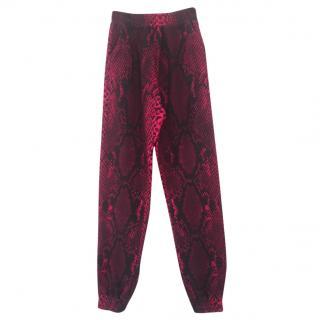 Christopher Kane Jogging Pants