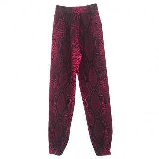 Christopher Kane Jogging Pants