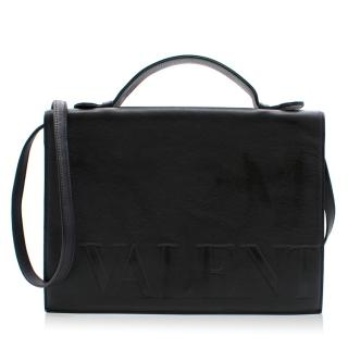 Valentino Logo Flap Bag