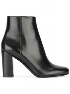 Saint Laurent Babies leather ankle boots