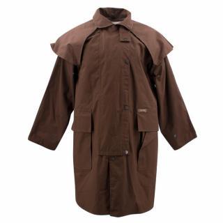Driza- Bone Midweight Waxed Three-Quarter Length Coat