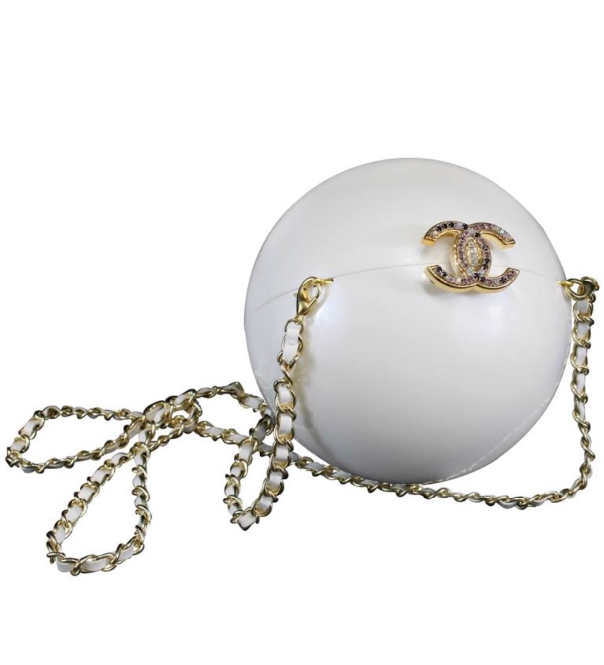00161bd836a4 Chanel Limited Edition Vip Pearl Bag | HEWI London