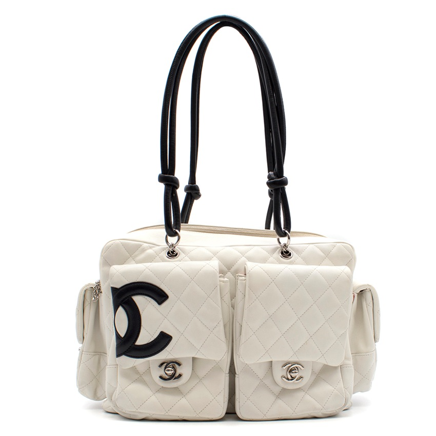 Chanel Cambon Reporter Bag