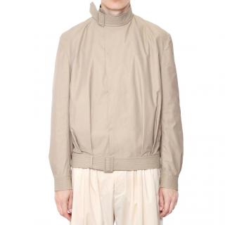 J.W.Anderson Belted Cotton Japanese Drill Jacket