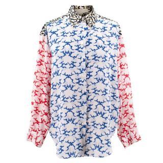 Stella McCartney Silk Patterned Blouse