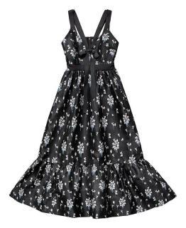 Erdem x H&M Jacquard-patterned Long Dress