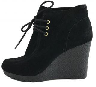 Michael Michael Kors Rome Wedge Boots