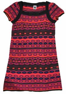 M Missoni Short Sleeves Dress