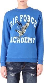 Maje Airforce Academy Sweatshirt