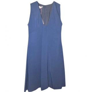 STELLA MC CARTNEY navy dress