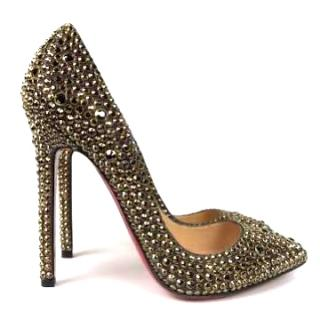 Christian Louboutin Pigalle Strass