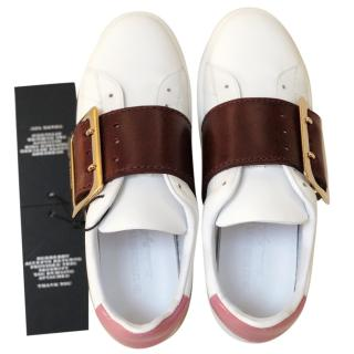 Burberry Buckle detail Trainer