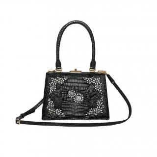 Erdem X H&M leather bag
