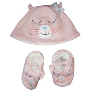 Little Marc by Marc Jacobs Hat and Shoes