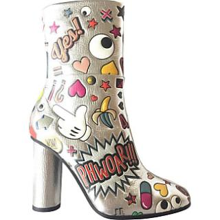 Anya Hindmarsh All over sticker boots