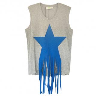 Stella McCartney Star Print T Shirt