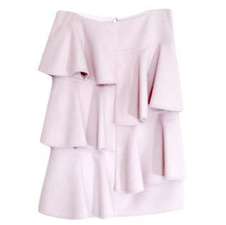 Marni pink wool skirt