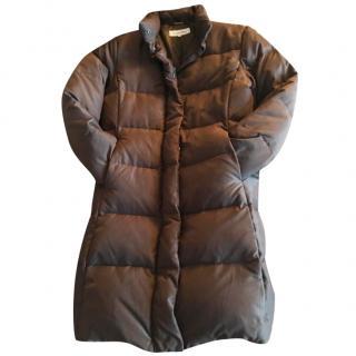 Calvin Klein Brown Down Coat