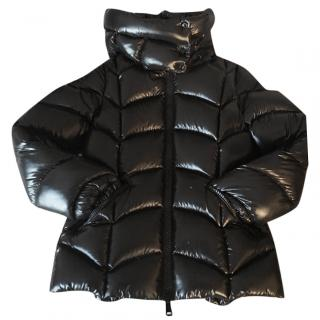 Moncler black down jacket / CURRENT SEASON