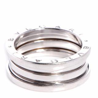 Bvlgari B-Zero 3 Band Ring 18ct Gold