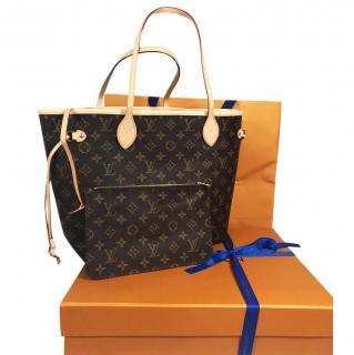Louis Vuitton MM Neverfull bag