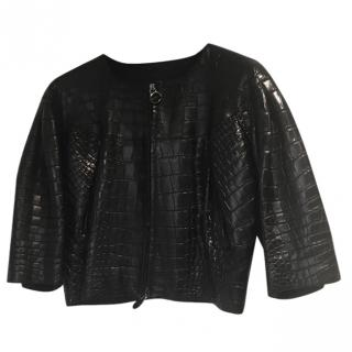 Giorgio Armani Crocodile skin Jacket