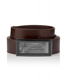 Versace Collection Dark Brown Belt