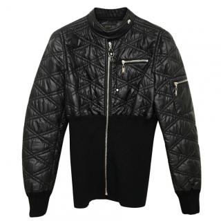 Louis Vuitton black short jacket