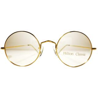 Hilton Classic Glasses (Savile Row) Round 14ct Rolled Gold