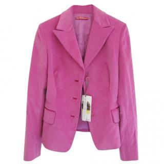 Patty Shaelabanger Pink Jacket