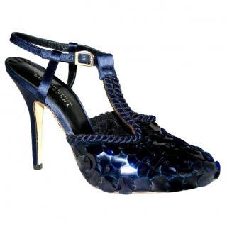 Philosophy di Alberta Ferretti sequin heels