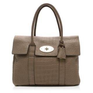 Mulberry Tan Bayswater
