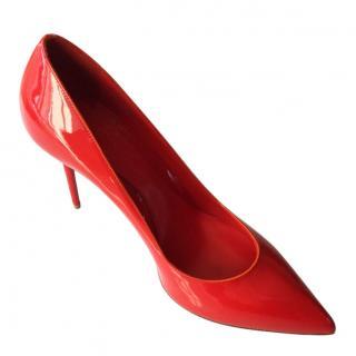 Alexander McQueen Red Stilettos