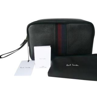 Paul Smith Leather Wash Bag