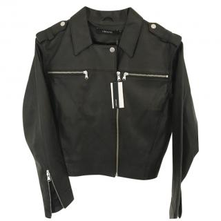 J Brand Maisie Leather Jacket