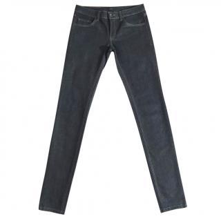 JOSEPH Erevan Nuclear dark indigo blue skinny stretchy jeans
