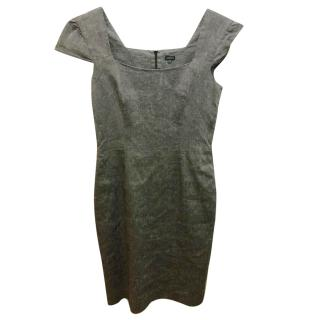 Joseph grey pencil dress